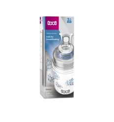 Lovi Kojenecká láhev SuperVent Medical+ Trends Botanic 240 ml 3m+