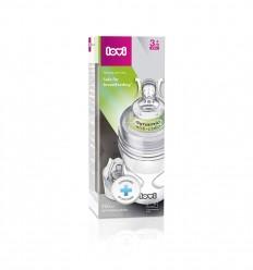 Lovi Kojenecká láhev SuperVent samosterilizující 250 ml 3+