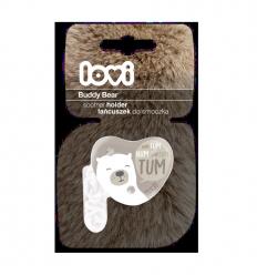 Lovi Řetízek na dudlík Buddy Bear