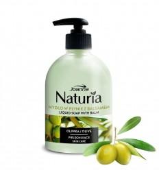 NATURIA tekuté mydlo Argan Oil 500 ml