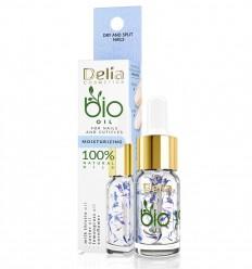 Delia BIO Hydratačný olej pre suché a rozštiepené nechty 10 ml