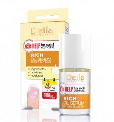 Delia Bohaté olejové sérum na nechty a kutikuly 11 ml